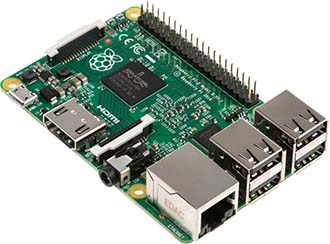 Raspberry pi web server image download