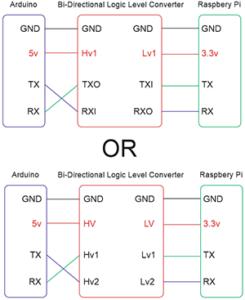 logic level converter