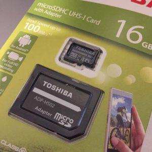 PiHome 16GB Class 10 SD Card