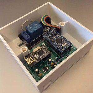 Wireless Boiler Controller