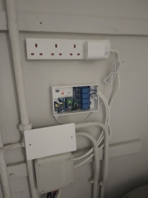 PiHome Installation for 9 Zone Smart Heating